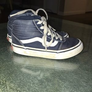 Other - Kid vans shoes size 10